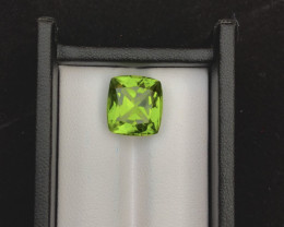 Top Grade 8.35ct lovely Peridot Ring Size