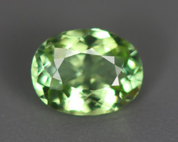 0.515 Cts Elbaite Mint Tourmaline 100% Natural Copper Bearing Unheated