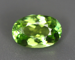 0.480 Cts Elbaite Mint Tourmaline 100% Natural Copper Bearing Unheated