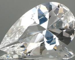 *Bidding Starts $15 NR* Diamond Like Luster 21.32Ct Goshenite