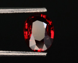 Blood Red 1.00 Ct Rare Spinel - Burma