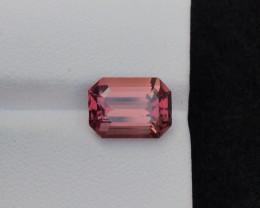 Top Grade 4.15 ct Bicolor Tourmaline Ring Size~T