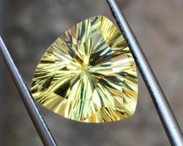 Fancy Cut Natural Citrine Gemstone