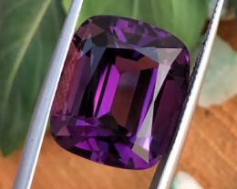 18.80 carat Top Class Natural Amethyst gemstone.