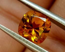 1.65Crt Madeira Citrine Natural Gemstones JI67