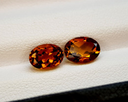 2.15Crt Madeira Citrine Natural Gemstones JI67