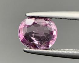 0.85 Ct Excellent Burmese Pink Spinel Gemstone. Spn-0560
