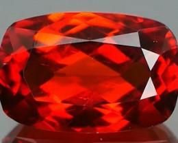*Bidding Starts $15 NR* Top Red Tajik Clinohumite 1.35Ct Certified
