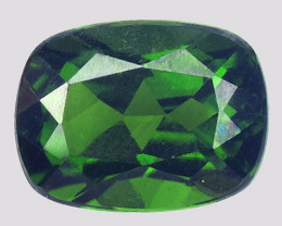 Chrome Diopside 1.98 Cts Natural Green Color Gemstone