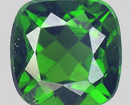 Chrome Diopside 1.17 Cts Natural Green Color Gemstone