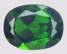 Chrome Diopside 1.49 Cts Natural Green Color Gemstone