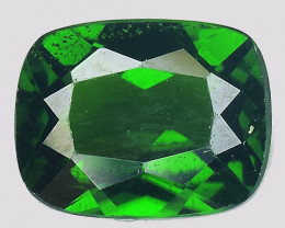 *NoReserve*Chrome Diopside 1.49 Cts Natural Green Color Gemstone