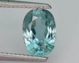 AAA Brilliance 2.50 ct Blue Zircon Cambodia