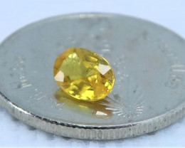 Yellow Sapphire. RS 0010