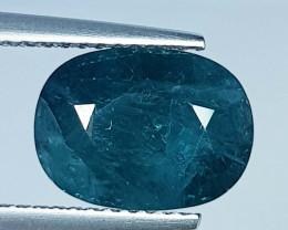 3.68 ct Top Grade Gem Stunning Oval Cut Natural Grandidierite