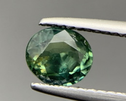 0.90 Ct Untreated Awesome Bi-Color Sapphire. Sp-5600
