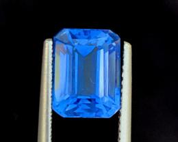 6.65 Carats Aquamarine Gemstone