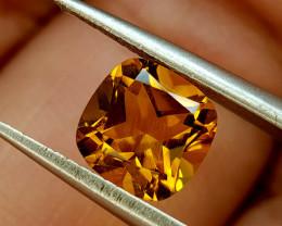 1.58Crt Madeira Citrine Natural Gemstones JI68