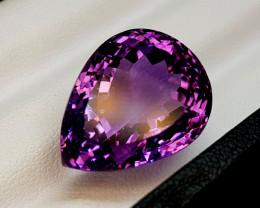 22.65Crt Natural Amethyst  Natural Gemstones JI68