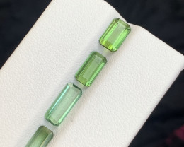 2.80 carats Transparent Green colour Tourmaline Gemstone From  Afghanistan