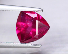 1.93ct Natural Rhodolite Garnet Trillion Cut Lot V7712