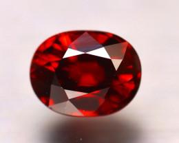 Almandine 2.14Ct Natural Vivid Blood Red Almandine Garnet D2403/B26