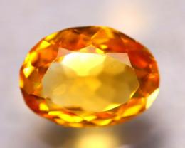Citrine 4.70Ct Natural VVS Golden Yellow Color Citrine D2422/A2