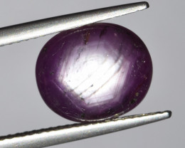 Natural Ruby Cabochon 5.67  Cts from Guinea