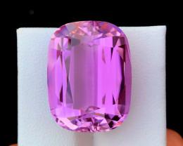 38.10 cts Natural Pink Kunzite Gemstone
