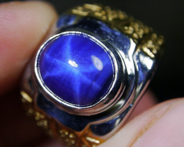 56.10 CT Natural 6 Rays Blue Star Sapphire Jewelry