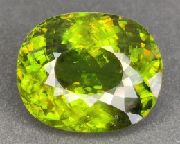 15.86 Cts:Lustrous top luster Natural Sphene!!