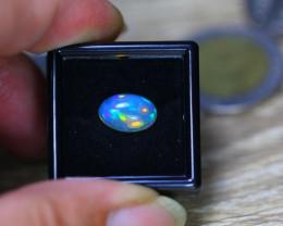 2.20ct Natural Ethiopian Welo Solid Opal Lot V7718