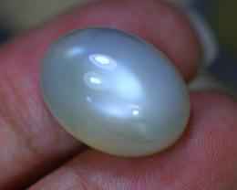18.52ct Natural White MoonStone Cabochon Lot V7733