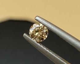 Beautiful Diamond 0.36 Cts Nice Color Gemstone
