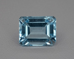 Natural Blue Topaz   11.62  Cts Top Quality.