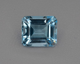 Natural Blue Topaz 12.26 Cts Top Quality