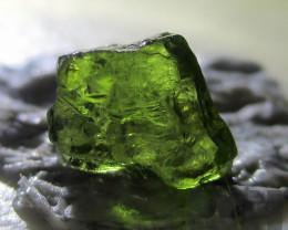 1.75 Crt Tsavorite Natural Garnet Facet Rough  Crystal