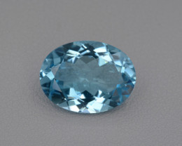 Natural Blue Topaz 10.03  Cts, Top Quality