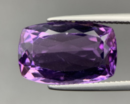 8.70 Cts Brilliant Luster Natural Purple Amethyst. Ame-0505