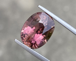 Natural Tourmaline 6.62 Cts Beautiful Color Gemstone