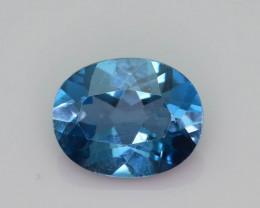 Ring Size Topaz 2.10 Ct Natural London Blue Topaz