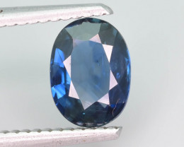 1.42 ct Natural Untreated Blue Sapphire