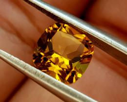 1.45Crt Madeira Citrine Natural Gemstones JI69