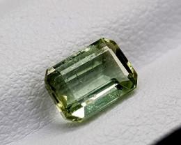 1.33Crt Tourmaline Natural Gemstones JI69