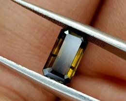 1.15Crt Rare Epidote Natural Gemstones JI69