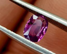 0.56Crt Kashmir Sapphire Unheated Natural Gemstones JI69