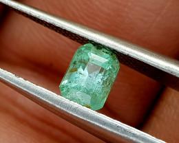 0.64Crt Afghani Emerald Natural Gemstones JI69