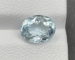 1.74 CT Aquamarine Gemstones