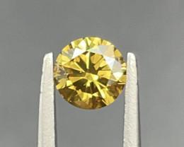 0.52 CT Diamond Gemstones top color