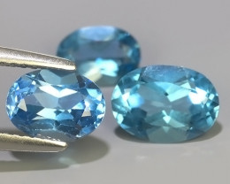 4.20 CTS NATURAL LONDON BLUE TOPAZ